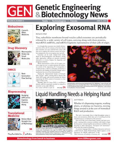 exosomal RNA