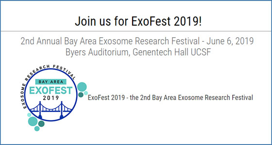 ExoFest 2019 to Feature Latest Exosome and Extracellular Vesicle